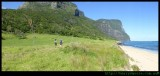Mt Gower - southern end of Lord Howe Island