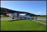 Dash 8 - Lord Howe Island airport