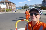Selfie - Me on duty traffic control