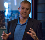 (2 images, see below)  Jim Calhoun - UCONN  (University of Connecticut) retired basketball coach