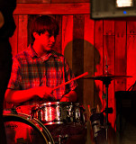 Tony Gagnon:  Drums; percussion - Small Change - Atwoods Tavern