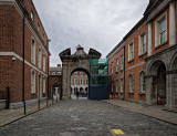 Entryway Dublin Castle