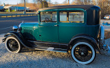 Model A Ford (1927-31)