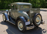 Ford Model A Rumble Seat Sport Coupe - Mint condition (#1 of 5)