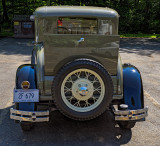 Ford Model A Rumble Seat Sport Coupe - Mint condition (#4 of 5)