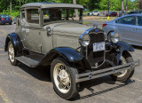 Ford Model A Rumble Seat Sport Coupe - Mint condition (#5 of 5)
