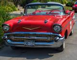 1957 Chevy - See black version below