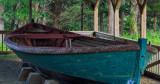 Hay Boat - 1850 Era