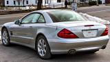 2003 Mercedes Benz SL 500
