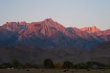 Sunrise, Owens Valley