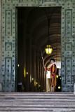 Vatican's guard