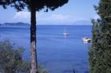 South Shoreline of Corfu - 1968
