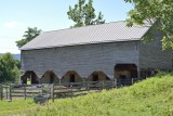 Old Barn - New Standing-seam Roof
