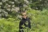 Grandson Colten Visit