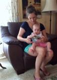 Janna with Olivia