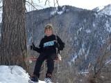 Colten on Smuggler Trail