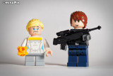 The Hunger Games (LEGO MOC)