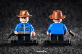The Walking Dead (LEGO MOC)