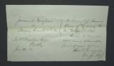 August 1868 - lawsuit particulars