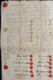 1789 Berks County, PA Orphan's Court Inquisition - Elias Retge (Redcay) Sr