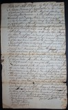 1771/72 Deed - Pepperellboro (Saco), York County, Colony of the Massachusetts Bay (Maine), New England