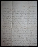 Letter - Portland Maine - Sept 29, 1853 - Joseph Walker to Unknown