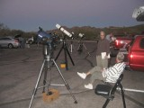 Lost Dutchman State Park Star Party 13-Feb-2015