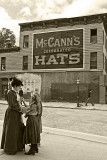 From the set of The Knick, Bedford-Stuyvesant, Brooklyn