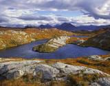 Mountain Lochan Diabaig