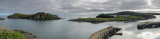 Rodel Harbour Pano