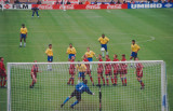 England v Brazil 1995