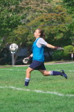 Girls Soccer Scrimmage in Westerly Ri Sept 6, 2014