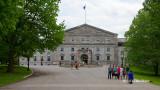 Tourists at Rideau Hall II