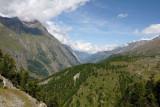 Zermatt valley