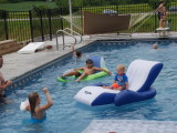 adventures in cousin's pool