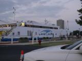 Boat to Grande Isle