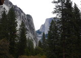 Half dome from room 423