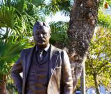 President T Roosevelt visits PR