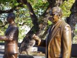 Gerald Ford visits