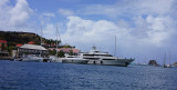 Tortola big moter yachts