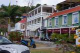 Tortola main street