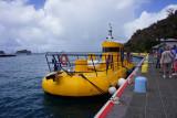 Tortola submarine tour