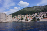 Dubrovnik,the walled city