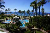 View fron Maui Fairmont room