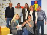 Sparverein: Spendenübergabe II am 24. Jänner 2014