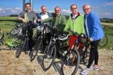 e - Bike Sternfahrt zum Windrad in Lichtenegg