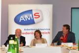 AMS-JOBmania in Wiener Neustadt vom 15. bis 17. Oktober 2015