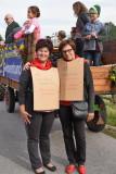 bis zum Hauptplatz in Lanzenkirchen begleitet