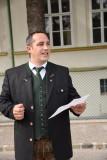 Organisator Markus Kitzmüller