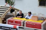 mit Maurermeistern Alois und Jürgen